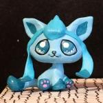 #027 Glaceon (Pokemon)