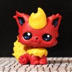 #032 Flareon (Pokemon)
