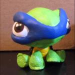 #020 Leonardo (from TMNT)