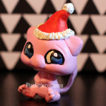#015 Christmas Mew (Pokemon)